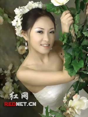 女孩秀照片走红网络拒绝一夜情愿做槟榔代言