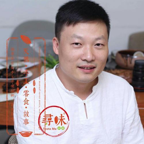寻味槟榔总经理蒋勇